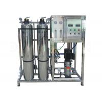 Wholesale RO Water Filter System / RO Water Treatment System With Stainless Steel Tank from china suppliers