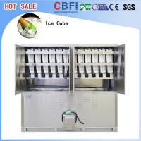 Wholesale Easy Operation 5 Tons Edible Ice Cube Making Machines Large Production from china suppliers