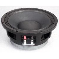 Wholesale Mid Range 10 Inch Bass Speaker , Cloth Cone Edge Car Stereo Speakers from china suppliers