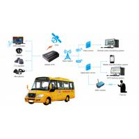 Wholesale GPS positioning and 3G/4G school bus security management system Real time SMS from china suppliers