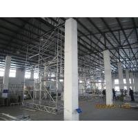 Wholesale Custom Pulverized coal furnace boiler Foldable Scaffolding With modular scaffold from china suppliers
