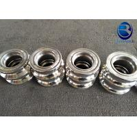 Wholesale High precision automatic tube mill machinery parts Tube mill rolls Cr12Mov Materials from china suppliers