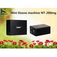 Wholesale Corona Discharge Mini 200 mg Household Ozone Generator For Car Smoke Remove from china suppliers