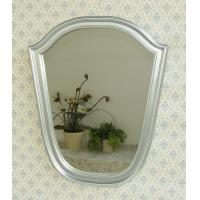 Buy cheap Shield framed wall mirror from wholesalers