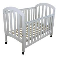 Wholesale Simple and elegant New ZEaland solid wooden baby furniture baby crib baby cot from china suppliers