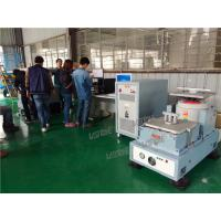 Quality Vertical and Horizontal Slip Table  Vibration Testing Equipment with MIL-STD Standard for sale