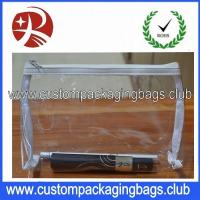 Wholesale Plastic OEM Printed Transparent Promotional PVC Custom Packaging Bags from china suppliers