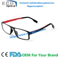 Wholesale Unisex colorful wayfarer eyewear optical frame Ultem glasses Elegant fashion sports nice eyeglasses from china suppliers