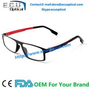Wholesale Unisex colorful wayfarer eyewear optical frame Ultem glasses Elegant fashion sports nice eyeglasses from china suppliers