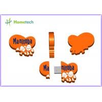 Wholesale Valentines Gift Lover Cartoon Flash Drive 32gb , Cartoon Heart Shaped USB from china suppliers
