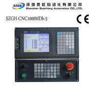 Wholesale RS232 5 Axis CNC Router Controller With Hardware Travel Limit / PLC Program from china suppliers