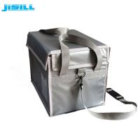 Buy cheap Keep 2-8 Degrees 72 Hours Vacuum Insulated Material Cooler Box For Medical Transport from wholesalers