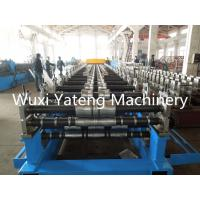 Wholesale High Durable Galvanized Steel Double Layer Roll Forming Machine PLC Control System from china suppliers