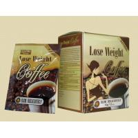 Quality Healthy Slimming Tea Coffee Natural Lose Weight Coffee Slim Deliciously for sale