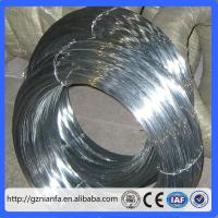 Quality Supplier Price 0.8mm-4mm Galvanized Iron Wire(Guangzhou Factory) for sale