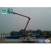Wholesale Hydraulic Telescopic Aerial Work Platform Truck 2 Boom Section  RHD from china suppliers