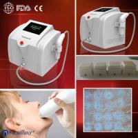 Wholesale Fractional rf microneedle machine to treat Facial wrinkle removal, acne Scars removal from china suppliers