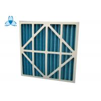 Wholesale Custom Size Industrial Air Filters Resistance 30 Pa  , 2000 M3/H Rated Air Flow from china suppliers