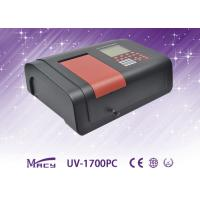 Wholesale Portable 0.0005A / H Stability Total Zinc Dual Beam Spectrophotometer from china suppliers