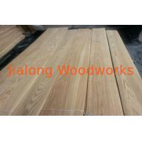 Wholesale Sliced Cut Russia Ash Wood Veneer Brown ,  Paper Backed Veneer from china suppliers