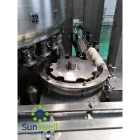 Wholesale Automatic Carbonated Beverage Aluminum Can Filling Machine With Large Flow Rate from china suppliers