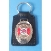 Wholesale PU leather keychains, Genuine leather keyring, keyfolders, keyfinders, 3D Leather Keychain from china suppliers