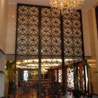 Wholesale malaysia room divider price stainless steel decorative metal outdoor screens from china suppliers
