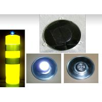 Wholesale Retractable Solar Powered Traffic Bollard Height 750mm Energy - Saving from china suppliers