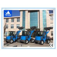 Wholesale famous wheel loader  hofloader zly916A good for your farm and industrial from china suppliers