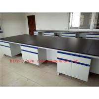 Buy cheap Chemistry Lab Bench Furniture for Chemical And Pharmaceutical Factory from wholesalers
