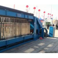 Quality High Speed Double Rack Drive Gabion Box Machine For Making Gabion Baskets for sale