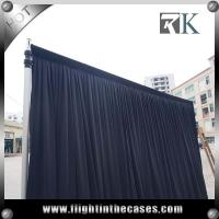 Wholesale Outdoor fashion stage pipe and drape wall drapes for party from china suppliers