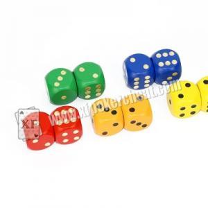 Buy cheap Sensor Trick Dice / Casino Magic Dice For Gamble Cheat Device from wholesalers