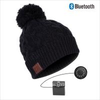 Wholesale wireless beanie hat winter bluetooth hat with headphone music hats and caps 2018 Russia good quality musci hat from china suppliers