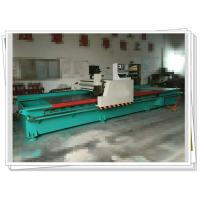 Wholesale Hydraulic Clamp Gantry CNC Metal Slotting Machine For Sheet Metal V Grooving from china suppliers