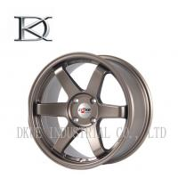 Wholesale Black TE37 Replica Wheels from china suppliers