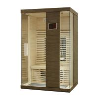 Wholesale Relax Far Infrared Sauna Room, Health Infrared Home Sauna with Vedio Player from china suppliers