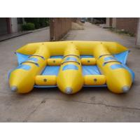 Wholesale Water Inflatable Toy Boat , PVC Tarpaulin Inflatable Flying Fish Boat for Summer from china suppliers
