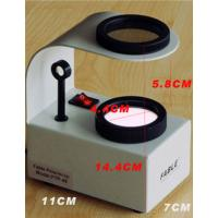 Quality Black Aluminum Alloy Appearance Gem Polariscope With White LED Cold Sources FTP-49 for sale