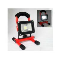 Buy cheap Portable 12V led outdoor flood lights , 2200mA led pir floodlights for stage lighting from wholesalers