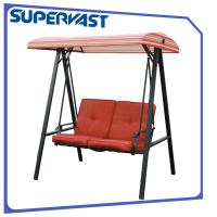 Wholesale Double Seats Patio Furniture Accessories Canopy Swing Chair Outdoor Garden from china suppliers