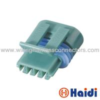 Wholesale Wiring Harness 4 Pin Female Male Automotive Pin Connector For Sedans / SUV 12162833 from china suppliers