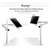 Wholesale Aluminum Alloy Silver Gooseneck Tablet Mount Mobile Phone Tablet PC from china suppliers