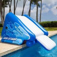 Wholesale Inflatable Pool Slide, Suitable for summer leisure use, OEM Orders Welcomed from china suppliers