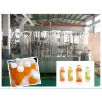 Wholesale particulate juice filling machine from china suppliers