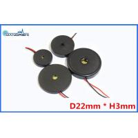 Wholesale Househould Alarm Wire Ultrasound Piezoelectric Transducer Waterproof Buzzer from china suppliers