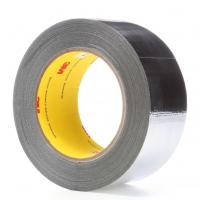 Wholesale 3M 363 / 3M 363L Glass Cloth Tape High Temperature Tape , Aluminum Foil Tape 0.19MM Silicone Transparent Adhesive from china suppliers