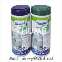 Wholesale 40pcs ALL-purpose wet wipes from china suppliers