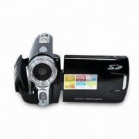Wholesale Digital Video Camera with 12-megapixel Camera Resolution and Li-ion Battery Power Supply from china suppliers