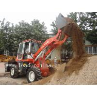 Wholesale 4WD hydraulic wheel loader ZL15G from china suppliers
